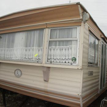 101. Cosalt Resort 3,7×11,5m. 3 miegamieji