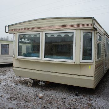 131. Willerby Vogue 3.7 x 11.5 m. 2 miegamieji
