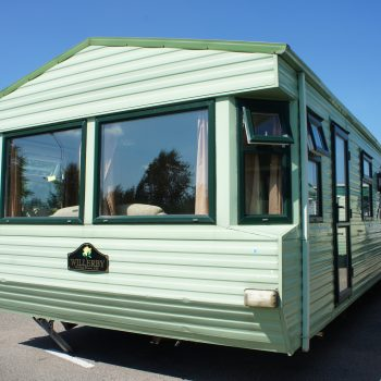 154. Willerby Windermere 3.7 x 11.5 m. 3 спальни
