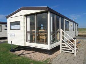 163. Atlas Summer Lodge 3.7 x 11.0 m. 2 bedrooms
