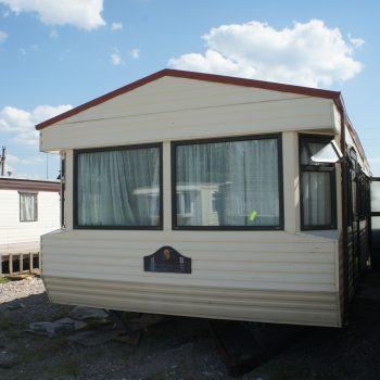 117. Willerby Countrystyle 3.7 x 11.5 m. 2 miegamieji