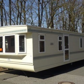 335. Willerby Dorchester 3.7 x 11.5 m. 2 bedrooms
