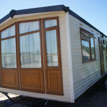 105. Cosalt Strathmore 3,7 x 11,5 m. 2 guļamistabas