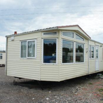 235. Willerby Aspen 3.7 x 11.5 m. 2 спальни