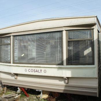 179. Cosalt Baltmoral 3.7 x 11.5 m. 2 bedrooms