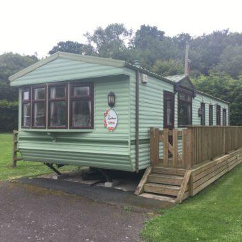 130. Willerby Lyndhurst 3.7 x 11.5 m. 3 bedrooms