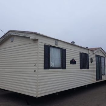 108. Willerby Cottage 3.7 x 11.5 m. 3 bedrooms
