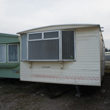 206. Carnaby Belvadere 3.7 x 11.0 m. 2 guļamistabas