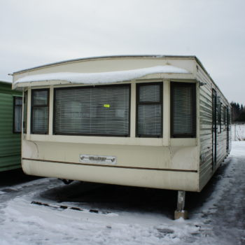 314. Willerby Leven 3.7 x 11.0 m. 2 спальни