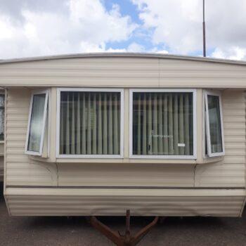 219. Willerby Lyndhurst 3.7 x 11.5 m. 2 guļamistabas