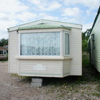 163. Atlas Okwood 3.7 x 11.5 m. 2 bedrooms