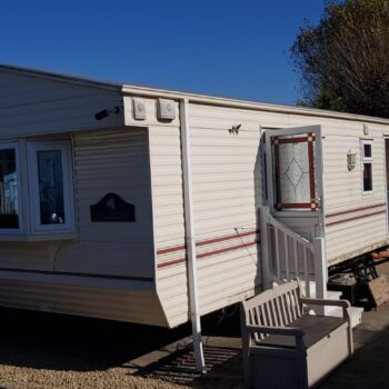 134. Willerby Bermuda 3.7 x 11.5 m. 2 bedrooms