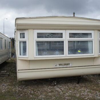 187. Willerby Westbury 3.7 x 11.5 m. 2 miegamieji