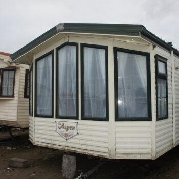 270. Willerby Aspen 3.7 x 11.5 m. 2 guļamistabas