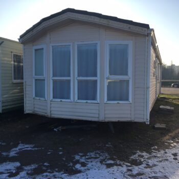 305. Willerby Whinchester 3.7 x 12.0 m. 2 miegamieji