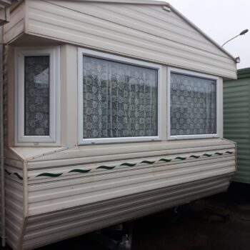 102. Willerby Salisbury 3.7 x 11.5 m. 2 guļamistabas