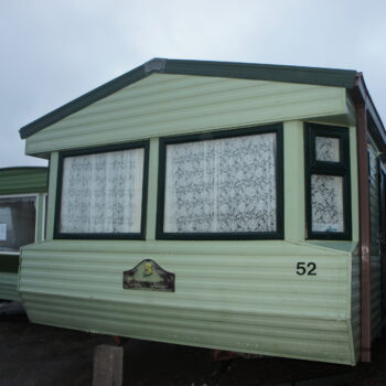 120. Willerby Countrystyle 3.7 x 11.0 m. 2 miegamieji