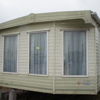 180. Pemberton Vantage 3.7 x 11.5 m. 2 guļamistabas