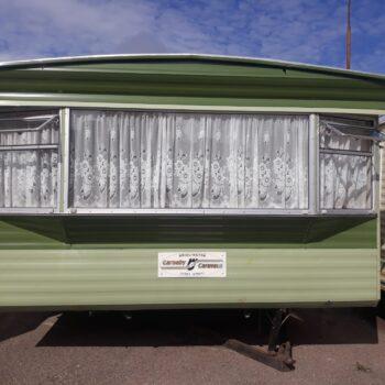 185. Carnaby Regent 3.7 x 11.0 m. 2 guļamistabas