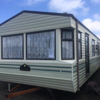 200. Willerby Westmorland 3.7 x 11.5 m. 3 guļamistabas