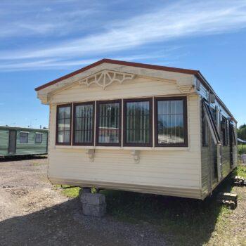 211. Willerby Granada 3.7 x 11.5 m. 2 guļamistabas