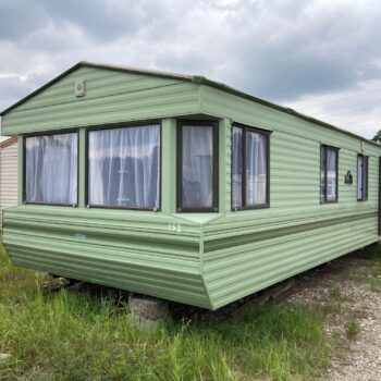 193. Willerby Kestrel 3.7 x 11.0 m. 2 bedrooms