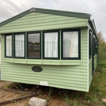167. Willerby Westmorland 3.7 x 11.5 m. 2 спальни