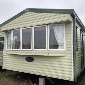 131. Willerby Westmorland 3.7 x 11.5 m. 2 bedrooms