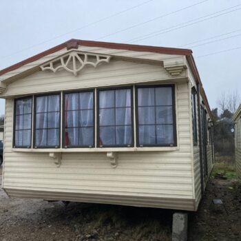 317. Willerby Granada 3.7 x 11.5 m. 3 bedrooms