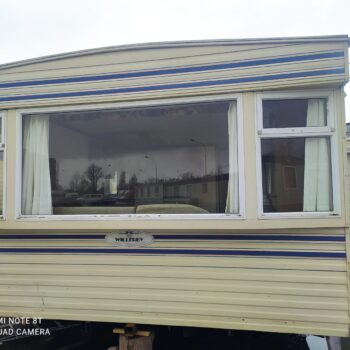 401. Willerby Gainsborough 3.7 x 11.5 m. 2 спальни