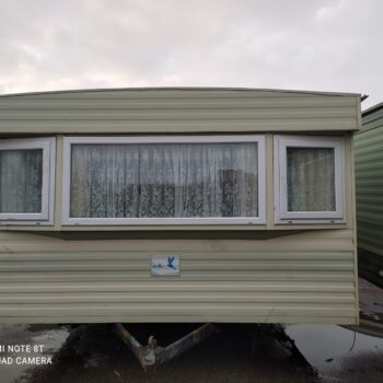 195. BK Bluebird 3.7 x 11.5 m. 2 спальни