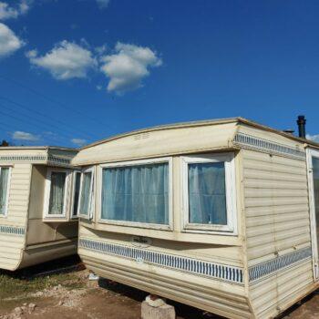 110. Willerby Granada 3.1 x 8.5 m. 2 guļamistabas