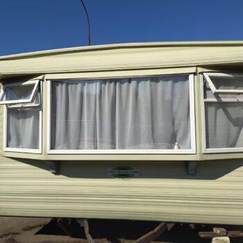 450. Cosalt Rimini 3.7 x 11.5 m. 2 bedrooms