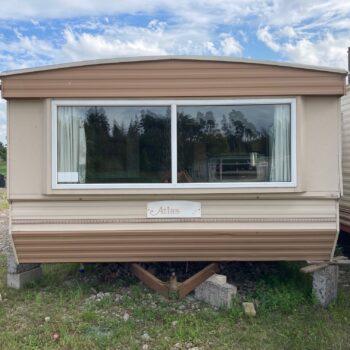 130. Atlas Florida 3.7 x 11.5 m. 3 guļamistabas