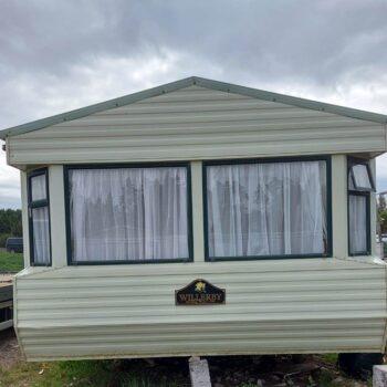 211. Willerby Westmorland 3.7 x 11.5 m. 3 guļamistabas
