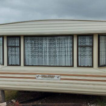 135. Willerby Granada 3.7 x 10.5 m. 2 guļamistabas